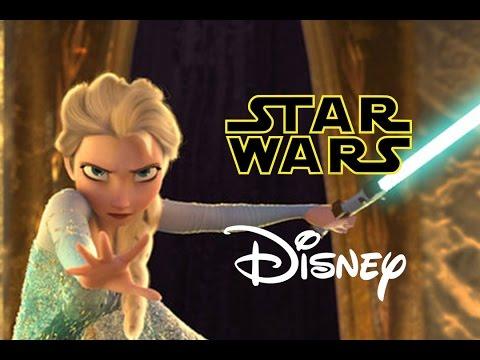 Star Wars Disney muzikál - Ledové císařství