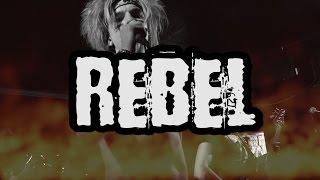 Video Psí Kšíry - Rebel (OFICIÁLNÍ LYRICS VIDEO)