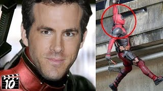 Top 10 Celebrities You Didn't Know ALMOST Passed Away