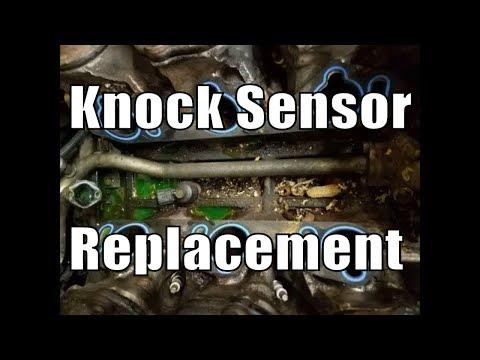 Xterra Knock Sensor Replacement Code p0325 p0328 (Complete Repair