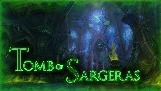 The History of the Tomb of Sargeras