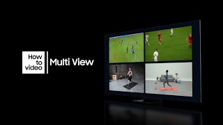 How to use Multi View with Neo QLED | Samsung thumbnail