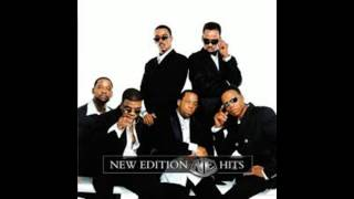New Edition count me out