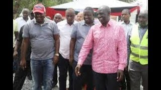 Ruto's 2022 Gameplan: ODM to punish DP's new-found allies at the Coast