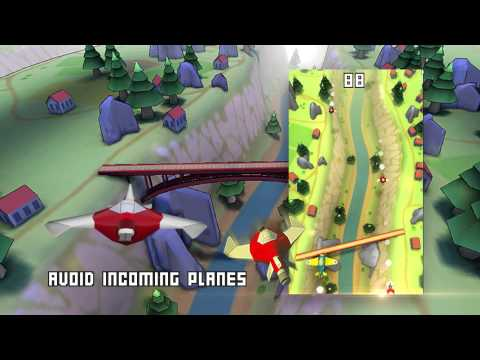 Video of Crazy Plane!