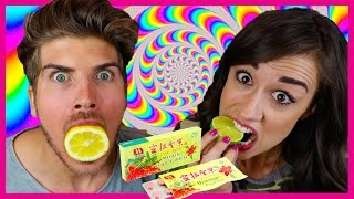 TASTING TRIPPING PILLS w/ COLLEEN!