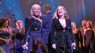 The Broadway Inspirational Voices Sing with Shoshana Bean and Cynthia Erivo at the Apollo Theatre!