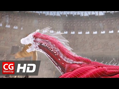 "CGI VFX Breakdowns: ""Game of Thrones Season 5 Vfx Breakdown"" by Rhythm & Hues – Part 4"