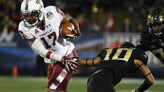 2016 Military Bowl Highlights - Wake Forest 34, Temple 26