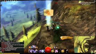 Guild Wars 2 - Overlook Caverns Vista Point (Gendarran Fields) (PC)