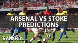 Arsenal Vs Stoke  Soccer Picks & Predictions  Sat 10th Dec