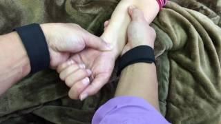 ばね指と腰痛・肩の重さも無くなりました。