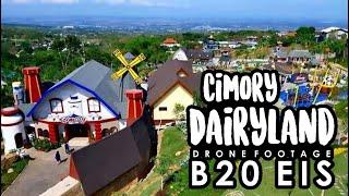 Footage Video Cimory Dairyland Prigen   Drone B20 EIS   Bugs 20 EIS