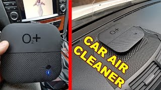 BEST CAR AIR CLEANER from China / Humidifier Car Air Purifier Aroma Diffuser