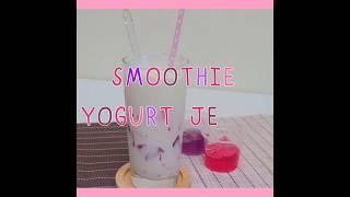 SistaCafe Channel : วิธีทำ Smoothie Yogurt Jelly