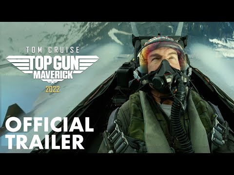 Here's The Top Gun: Maverick Trailer