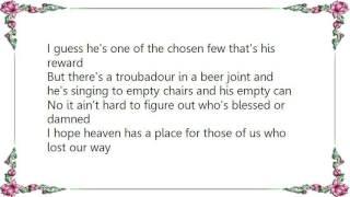 Dale Watson - Blessed or Damned Lyrics