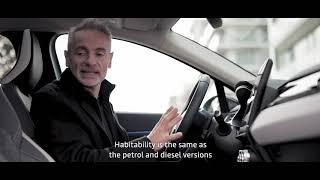 [오피셜] Test drive of the Renault Captur E-TECH Hybrid by Laurent Hurgon, Renault Sport driver
