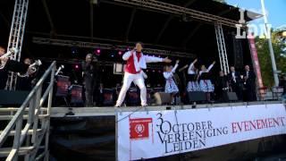 preview picture of video 'ILoveLeiden.com - Lalala Leiden Live bij Minikoraal'
