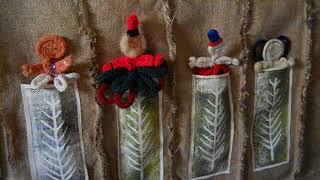 Spool Knit Doll Dollhouse