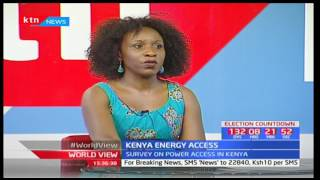 World View: Kenya Energy Access -  28/3/2017