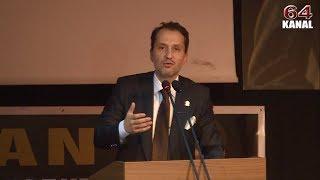dr. fatih erbakan yeniden büyük türkiye konferansı kütahya tavşanlı