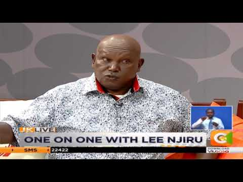 JKL | The man Mzee Jomo Kenyatta through the eyes of Lee Njiru #JKLive