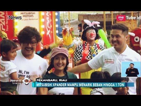 Sukses di Pekanbaru, Road Show Mitsubishi Xpander Akan Sapa Palembang - iNews Siang 06/11