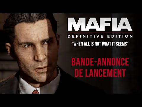 Trailer de lancement officiel de Mafia: Definitive Edition