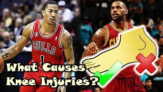 The TRUTH Behind NBA Knee Injuries & How To Help Prevent Them