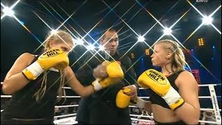 Анастасия Янькова vs Анна Веселова 2012 / Anastasia Yankova vs Anna Veselova