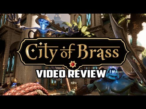 Steam Community :: Video :: City of Brass Review - Gggmanlives