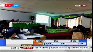 Update on vote tallying at Kitui Central constituency