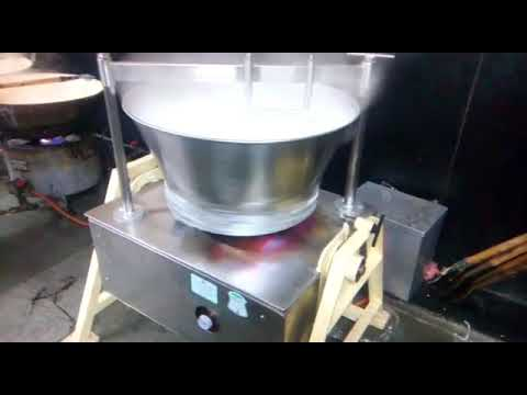 Milk Khoya Mawa Making Machine