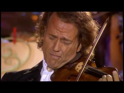 "André Rieu Interpreta ""Love Theme"""