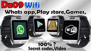 dz09 smartwatch video player app download - TH-Clip