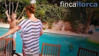 Video Rene und seine Familie auf der Finca Los Abellanes