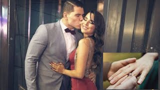 Humberto Carrillo gets engaged