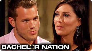 Colton Underwood Reveals Virginity To Becca | The Bachelorette US