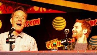 NYCC 2015   'SuperMansion' Panel (11.10.15)