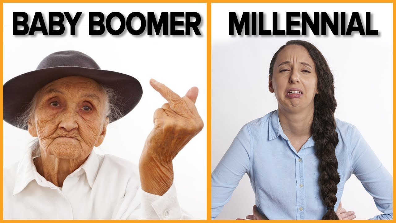 Trends Only Baby Boomers Think are Still In