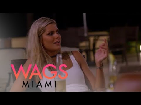 WAGS Miami | Kayla's Husband Eric Flirts With Metisha--In Front of Her Face! | E!