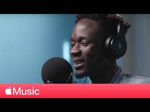 Up Next Artist: Mr. Eazi gets personal with Julie Adenuga [Excerpt] | Beats 1 | Apple Music