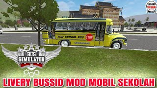 livery mod mobil mewah bussid - TH-Clip