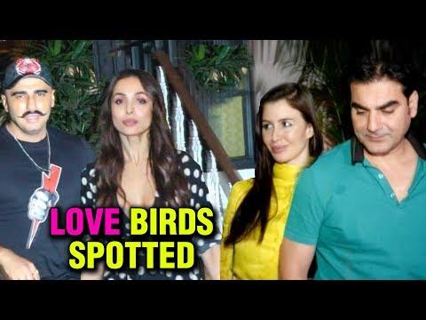 Arjun Kapoor - Malaika Arora EX Husband Arbaaz Kha