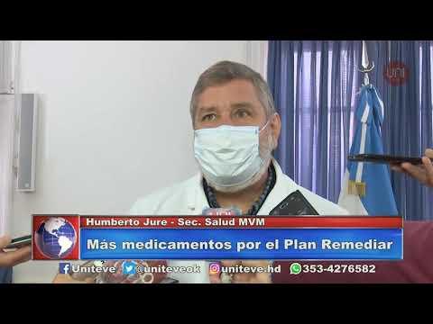 Más medicamentos por el Plan Remediar