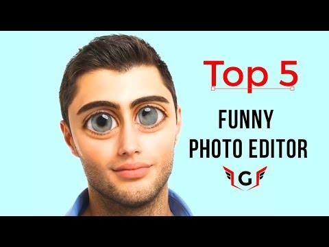 Download Funny Face App কিভাবে মজার ছবি ত