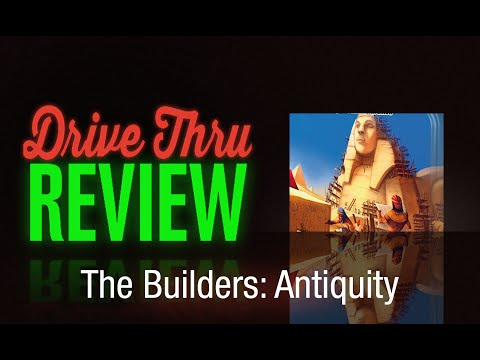 "[DriveThruReview] #424: ""Levers with Theme"""