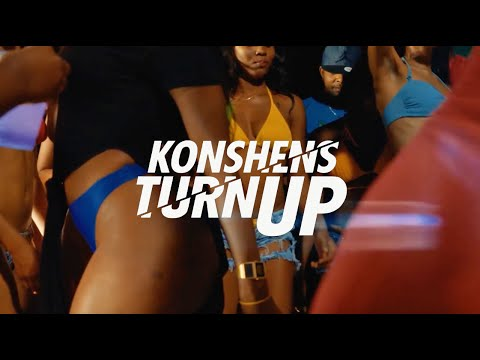 konshens turn up official video dancehall 2016