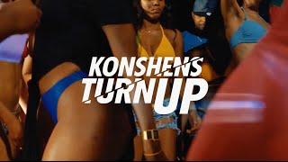 Konshens - Turn Up   Official Video   Dancehall 2016